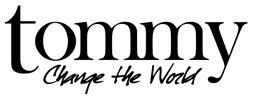 Tommy : Change the World logo
